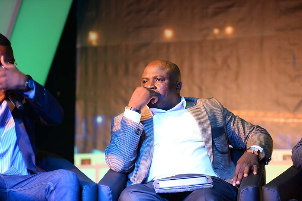 Gbenga Adeyinka D 1st at #NECLive4