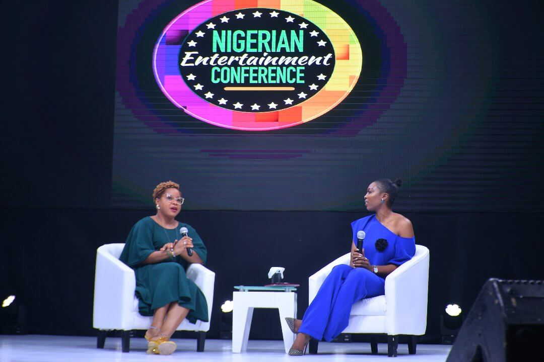 Fireside Chat With Tope Oshin